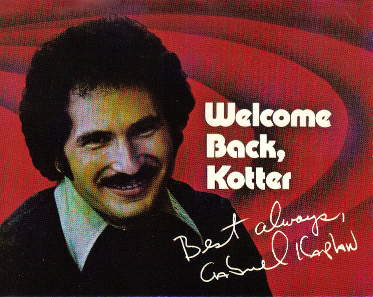 gabe kaplan married